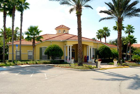 Emerald Island Resort Clubhouse